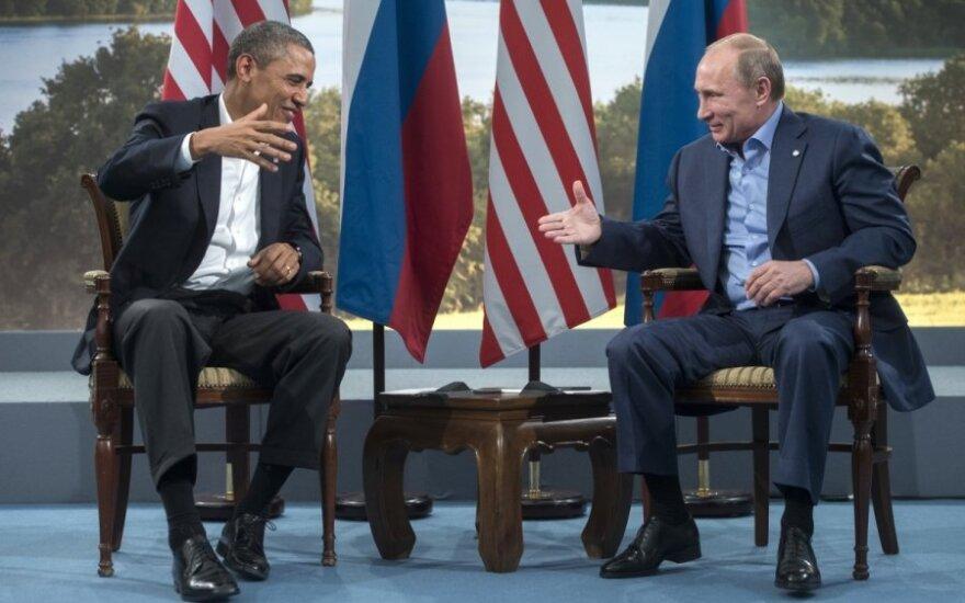 Forbes: nри причины, по которым Путин смеется над бессилием США