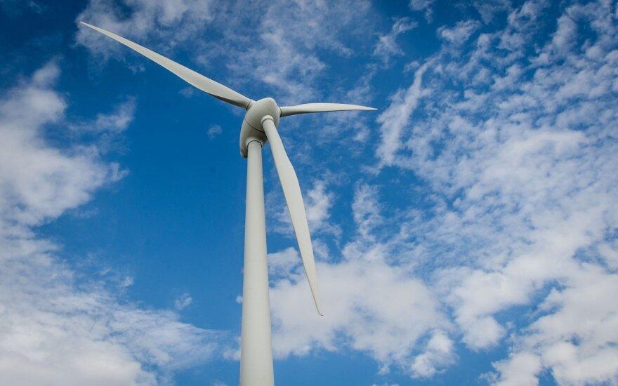 В Литве ищут аналитиков потенциала ветряных установок в Балтийском море