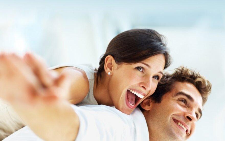 Счастливые люди выглядят моложе