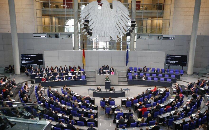 В германском бундестаге почтили память жертв национал-социализма