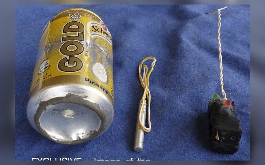 """""""Исламское государство"""" опубликовало фото якобы заложенной на А321 бомбы"""