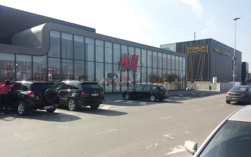 За 47 млн. евро продан крупнейший ТЦ Паневежиса