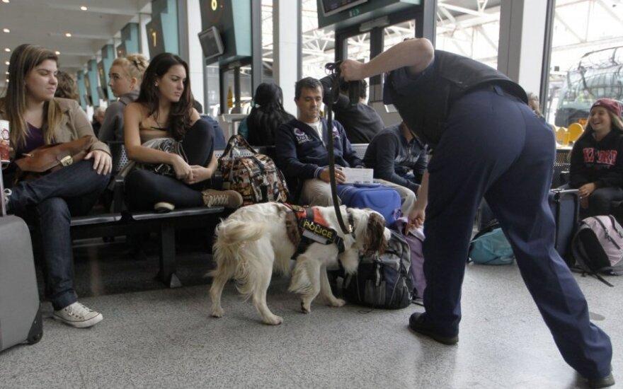В Великобритании полицейские собаки получат пенсию
