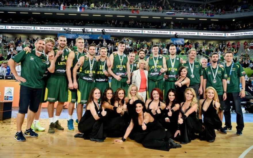 Francja, Litwa, Hiszpania - trójka najlepszych w koszykówce europejskiej