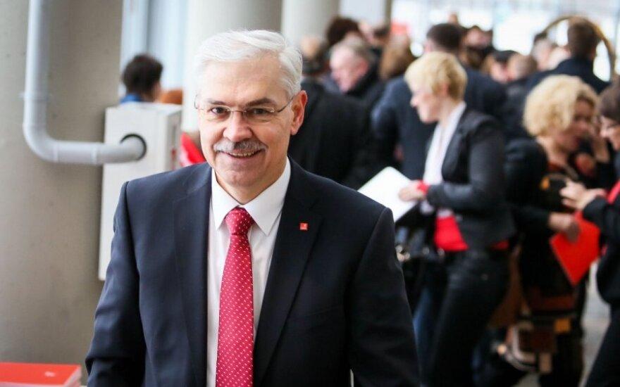 Соцдемы определились с кандидатом в президенты Литвы