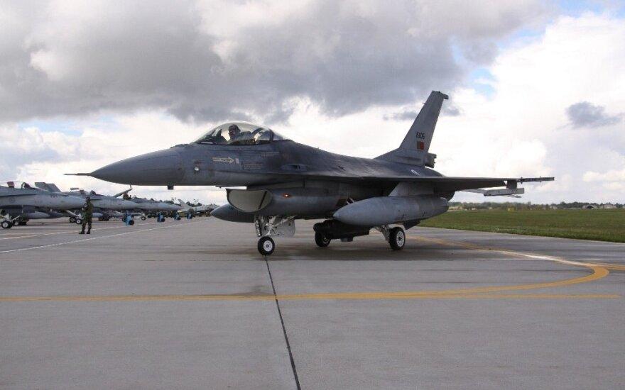 Миссию Балтийского воздушного патрулирования переняли португальцы