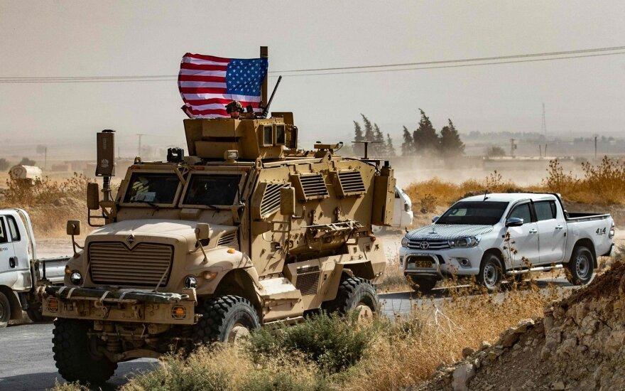 Силы США продолжают участвовать в военном противостоянии в Сирии