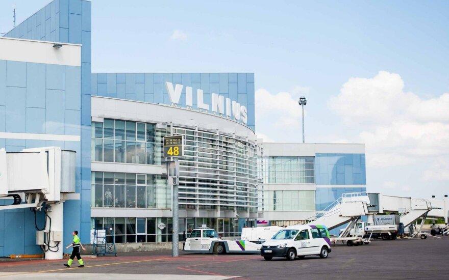 В начале следующего года начнется ремонт терминала Вильнюсского аэропорта