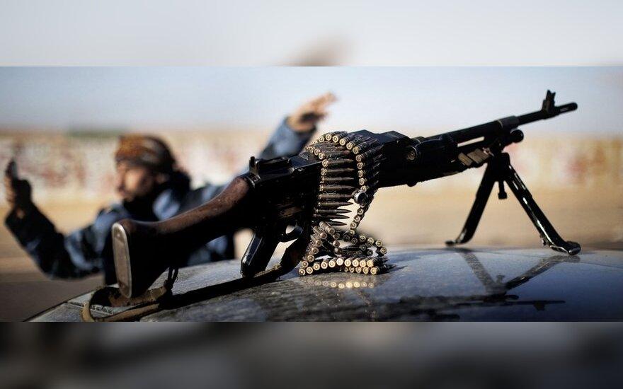 В Ливии повстанцы захватили британских спецназовцев