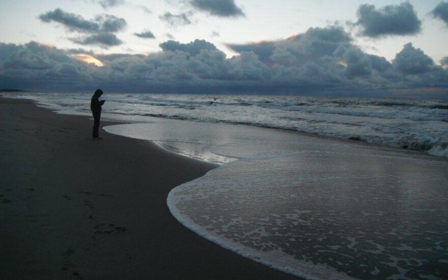 В Латвии при спасении тонувшего погиб литовец