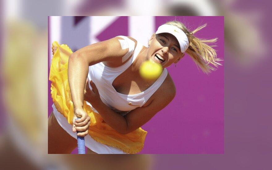Шарапова готова к возвращению в большой теннис