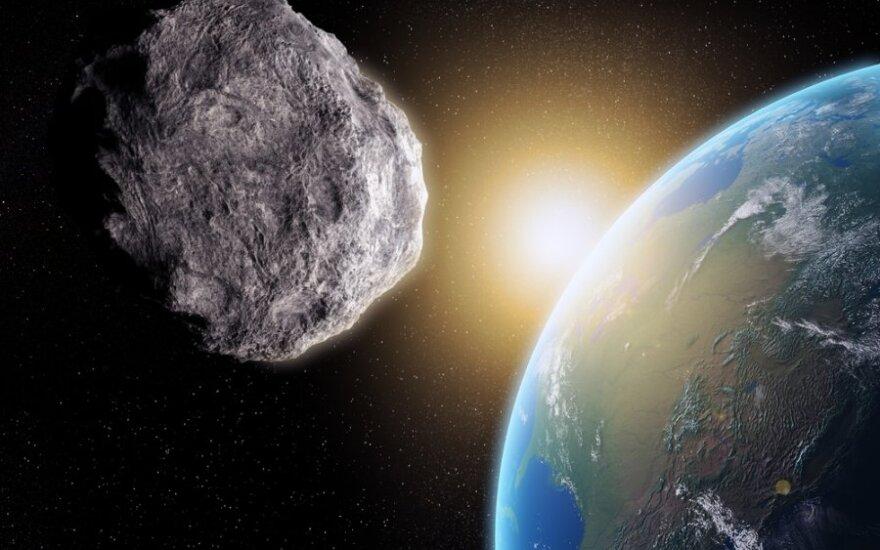 Hiszpania: Gigantyczna asteroida zmierza w kierunku Ziemi