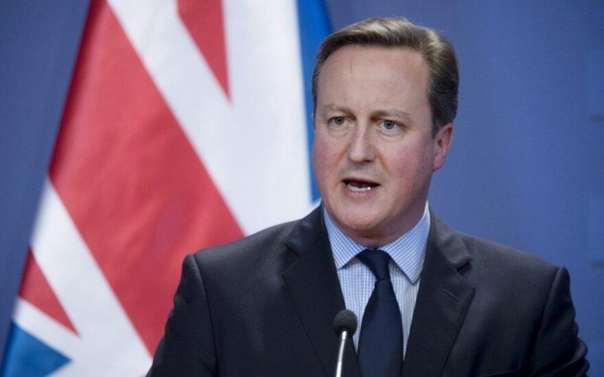 Кэмерон: соглашение о реформах ЕС может быть подписано в феврале