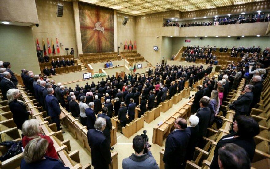Паленис присоединился к фракции социал-демократов