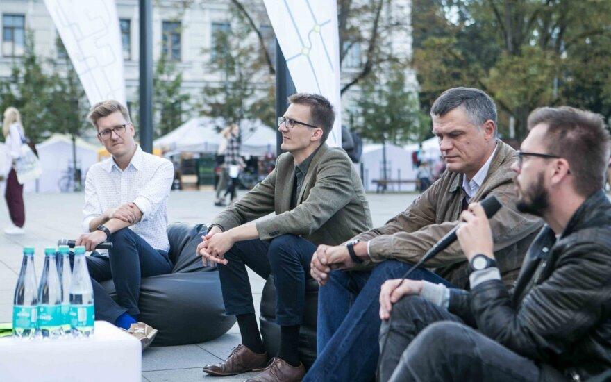 Vilniaus miesto darnaus judumo plano diskusija