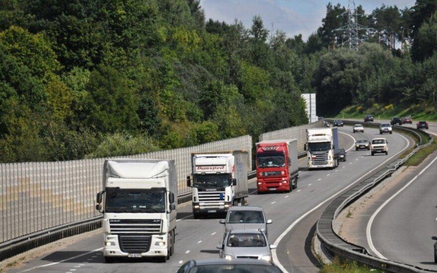 Niemiecka płaca minimalna nie musi zaszkodzić polskiemu transportowi