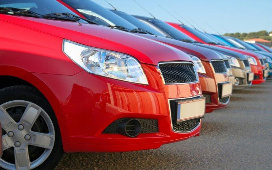 Торговцы автомобилями уже ощутили окончание кризиса