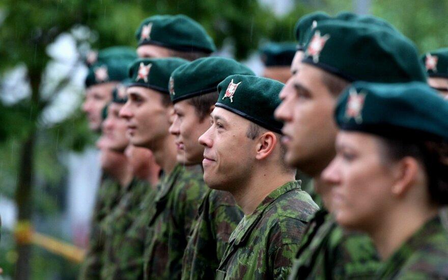 В Литве в списках призывников - гражданин Норвегии: с этим государством у меня ничего общего