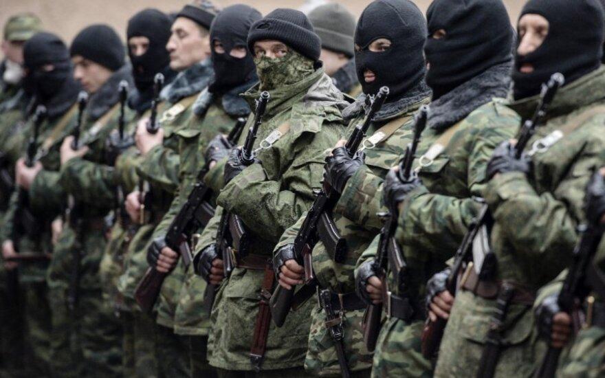 Украинский генерал: на Донбассе и в Крыму - 75 тысяч кадровых российских офицеров