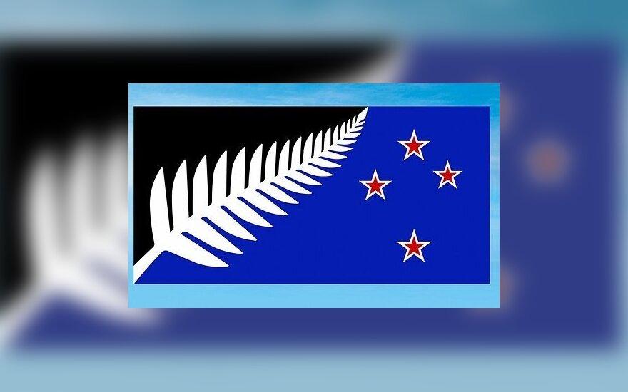 """Жители Новой Зеландии выбрали новый флаг вместо """"Юнион Джека"""""""