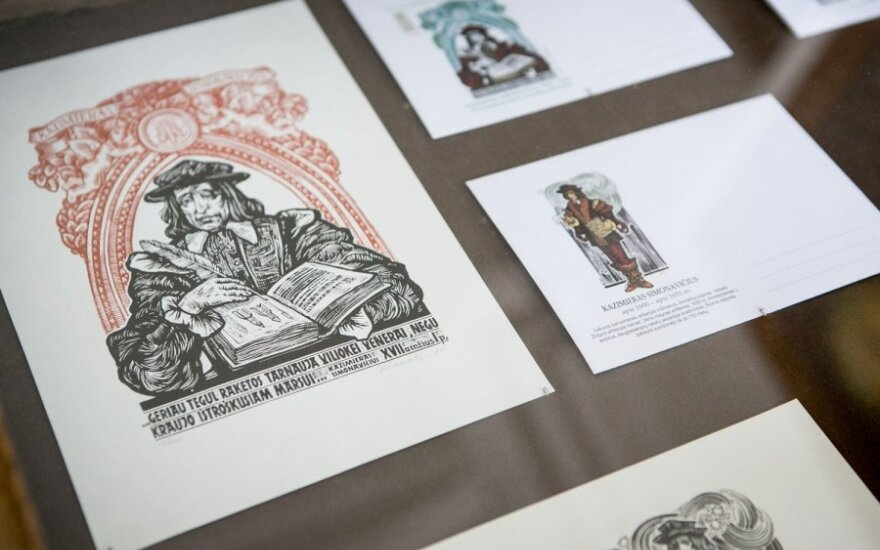 Выставка конвертов в университете вызвала скандал
