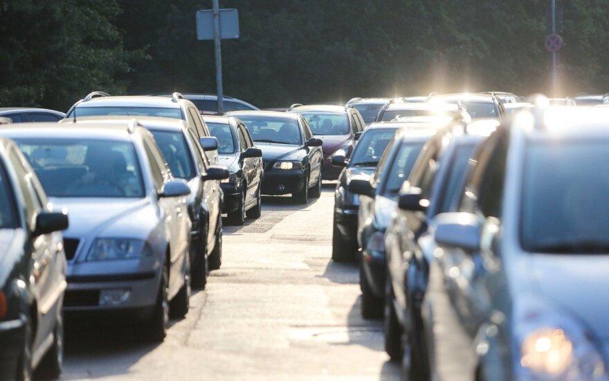 Naudoti automobiliai Lietuvoje