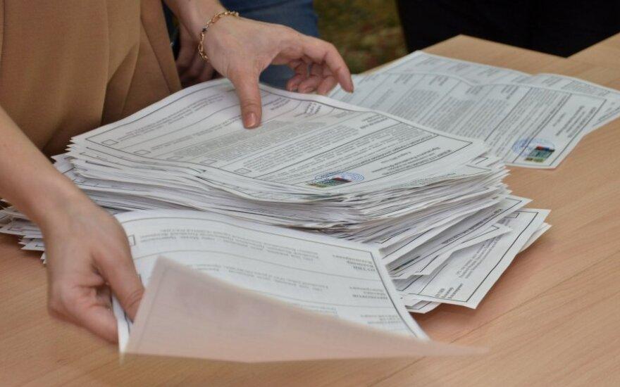 В Чечне за Путина проголосовали почти 100 процентов