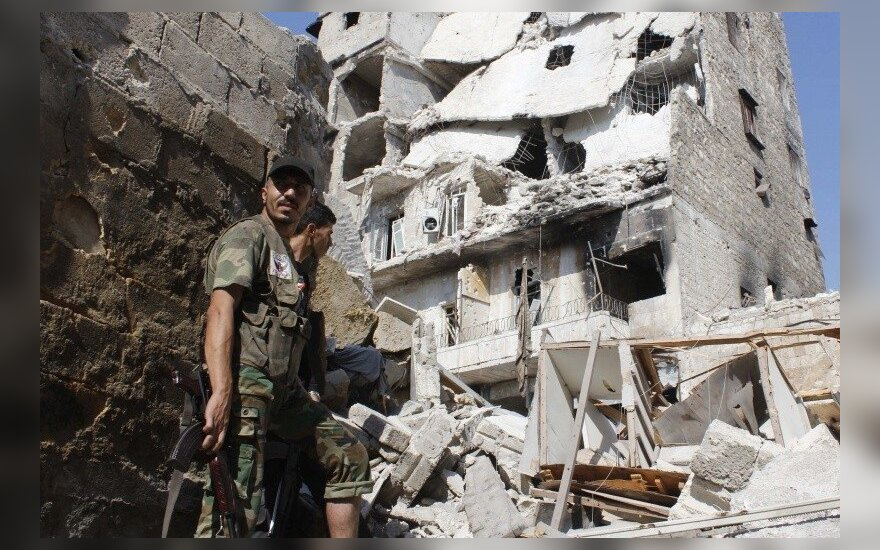 """Мирная конференция по Сирии оказалась под угрозой срыва из-за """"бочковых бомб"""""""