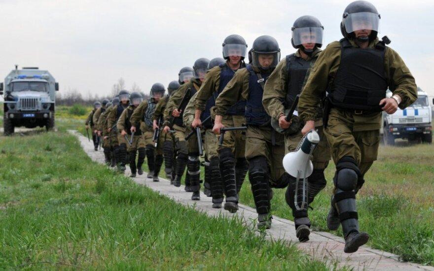 Западные СМИ: российский спецназ обучается боевому искусству в Швейцарии