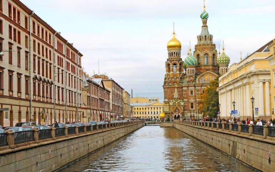 Sankt Peterburgas, Rusija