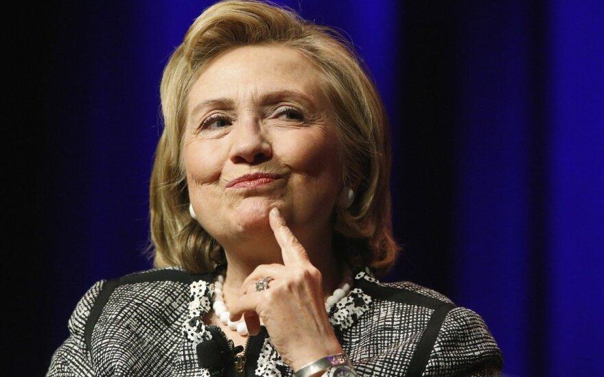 Клинтон обвинила Россию в спонсировании хакерских атак