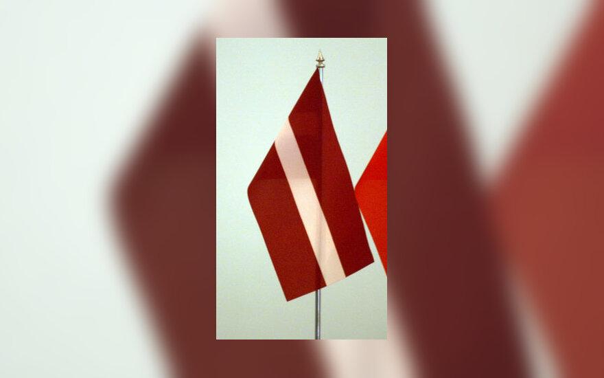 Latvija, Latvijos vėliava