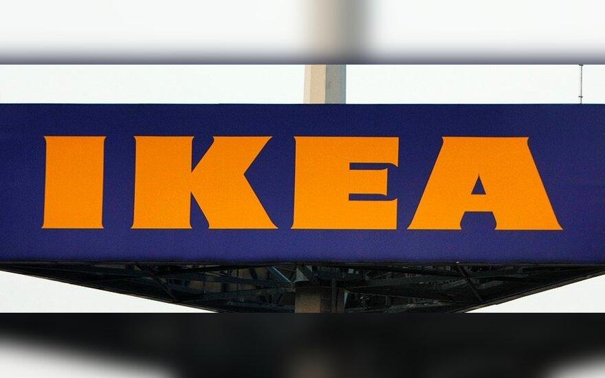 Зуокас: IKEA придет в Литву в 2013 году