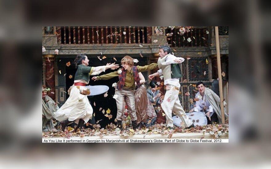 Грузинский театр привезет в Вильнюс Шекспира