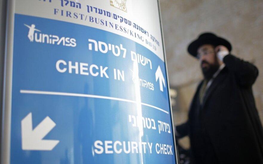Tel Avivo oro uostas
