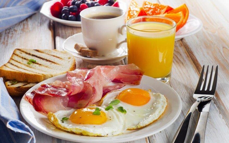 Врачи вывели формулу идельного завтрака