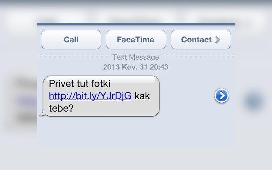 """Nowy wirus komórkowy: """"Privet tut fotki..."""""""