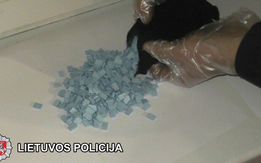 Покупатель мелкой партии наркотиков вывел полицию на международного преступника