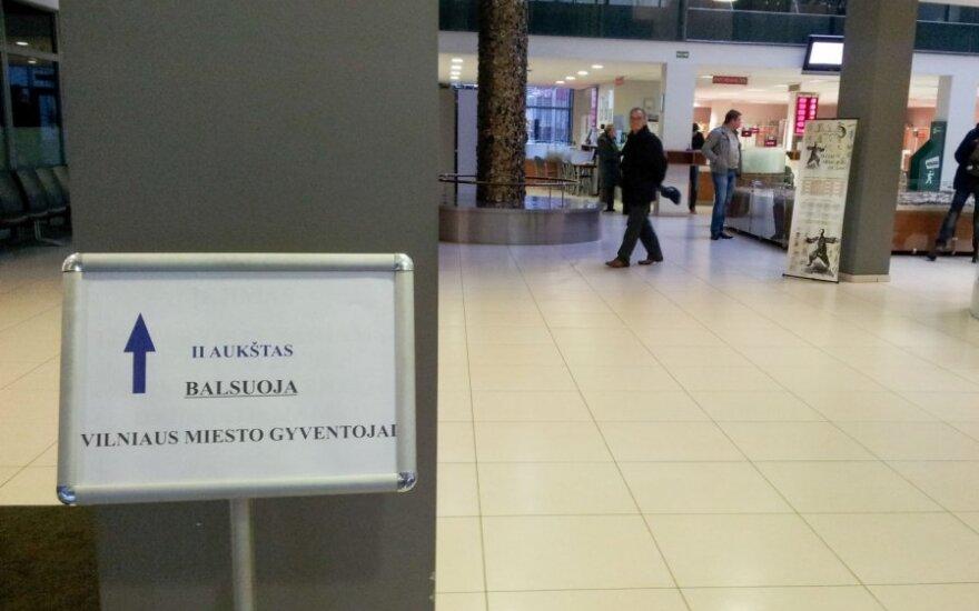 Досрочное голосование во втором туре парламентских выборов в Литве началось без очередей