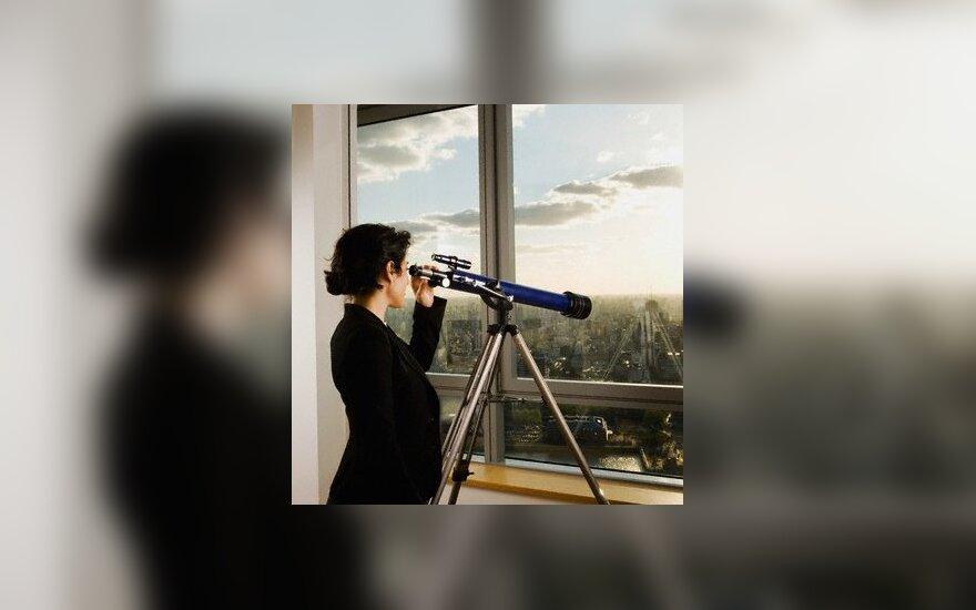 В Паланге планируют оборудовать обсерваторию