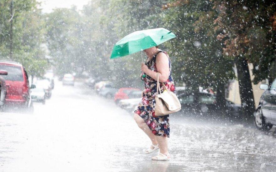 Прогноз: жары больше не будет