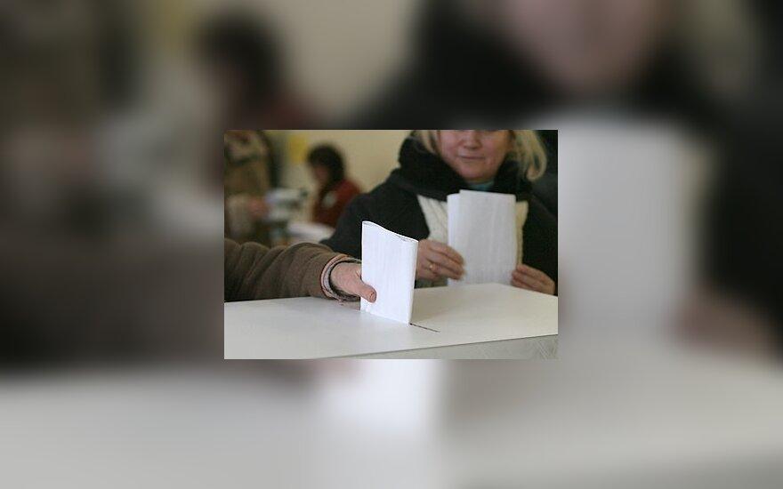 В Молдавии пересчитывают голоса по итогам выборов