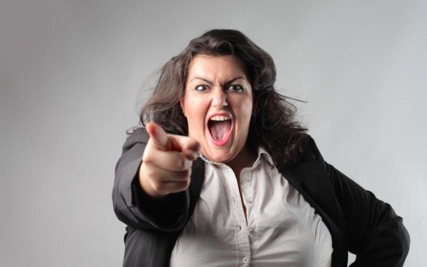 Гнев – самая сложная эмоция