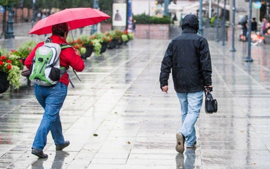 Прогноз: ожидаются дожди и прохлада