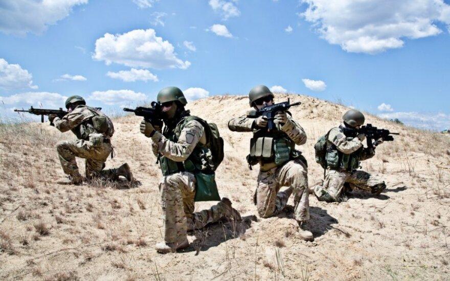 В Болгарии стартовали учения НАТО с участием Украины