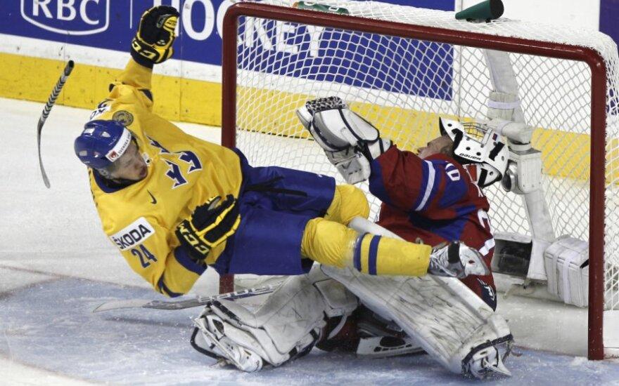 Сергей Макаров введен в Зал хоккейной славы в Торонто
