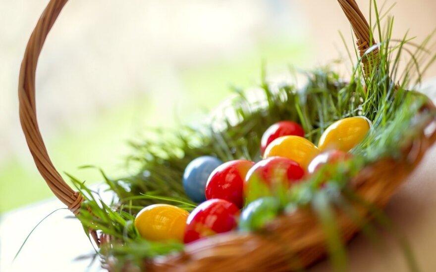 Pogoda na Wielkanoc