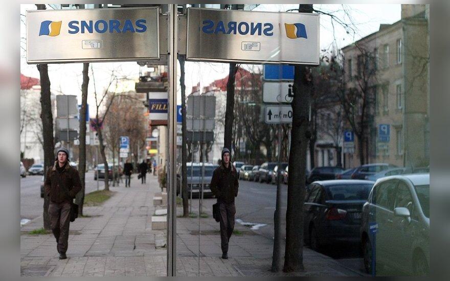 Вкладчикам банка Snoras советуют не торопиться забирать вклады