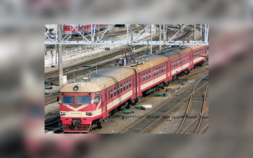 ЛК: модернизация железных дорог