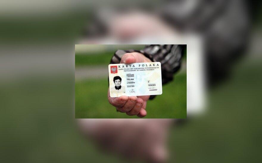 "Половина ""карт поляка"" в мире выдана гражданам Беларуси"